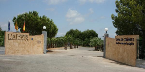 Casa de colònies Sant Carles de la Ràpita
