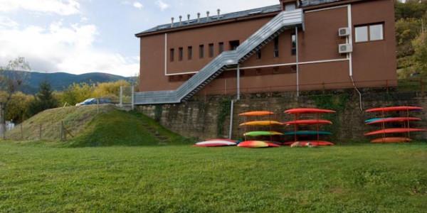 Escola de Piragüisme de Sort