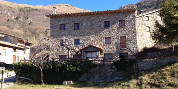 Alberg de Bruguera - Cal Nuri